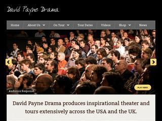 C.S. Lewis Inspired Theatre and Drama by David Payne Drama